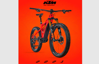 KTM 2021