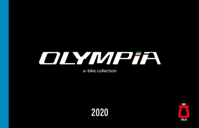 E-bikes Olympia 2020