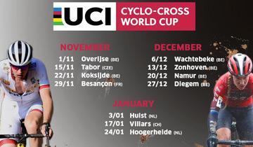 Copa del Mundo de Ciclocross - Overijse 2021