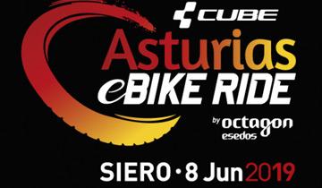 Cube Asturias eBike Ride 2019