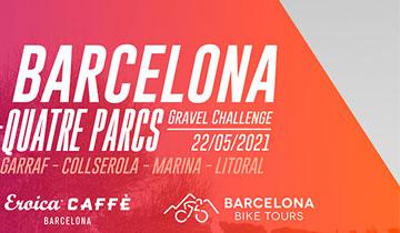 Barcelona - Quatre Parcs Gravel Challenge 2021