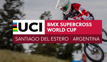 UCI BMX Supercross World Cup Santiago 2019
