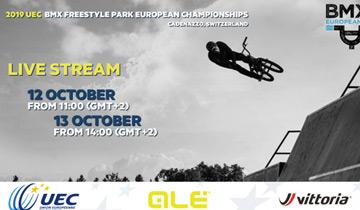Campeonato Europeo BMX Freestyle Park 2019