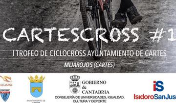 Cartescross-I Trofeo Ciclocross Ayunt. Cartes 2019