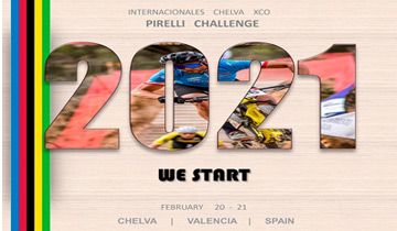 Internacionales Chelva XCO Pirelli Challenge 2021