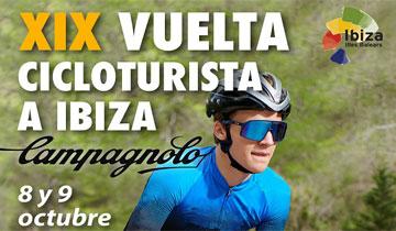 XVIII Vuelta Cicloturista a Ibiza 2020