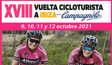 XVIII Vuelta Cicloturista a Ibiza 2021