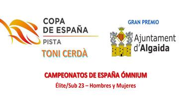 Copa de España de Pista de Palma 2019