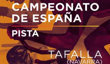 Campeonato de España Pista 2020