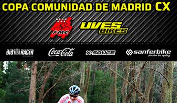 5º Trofeo Ciclocross Alg Fisio Tres Cantos 2021
