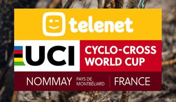 Copa del Mundo de Ciclocross-Nommay 2020