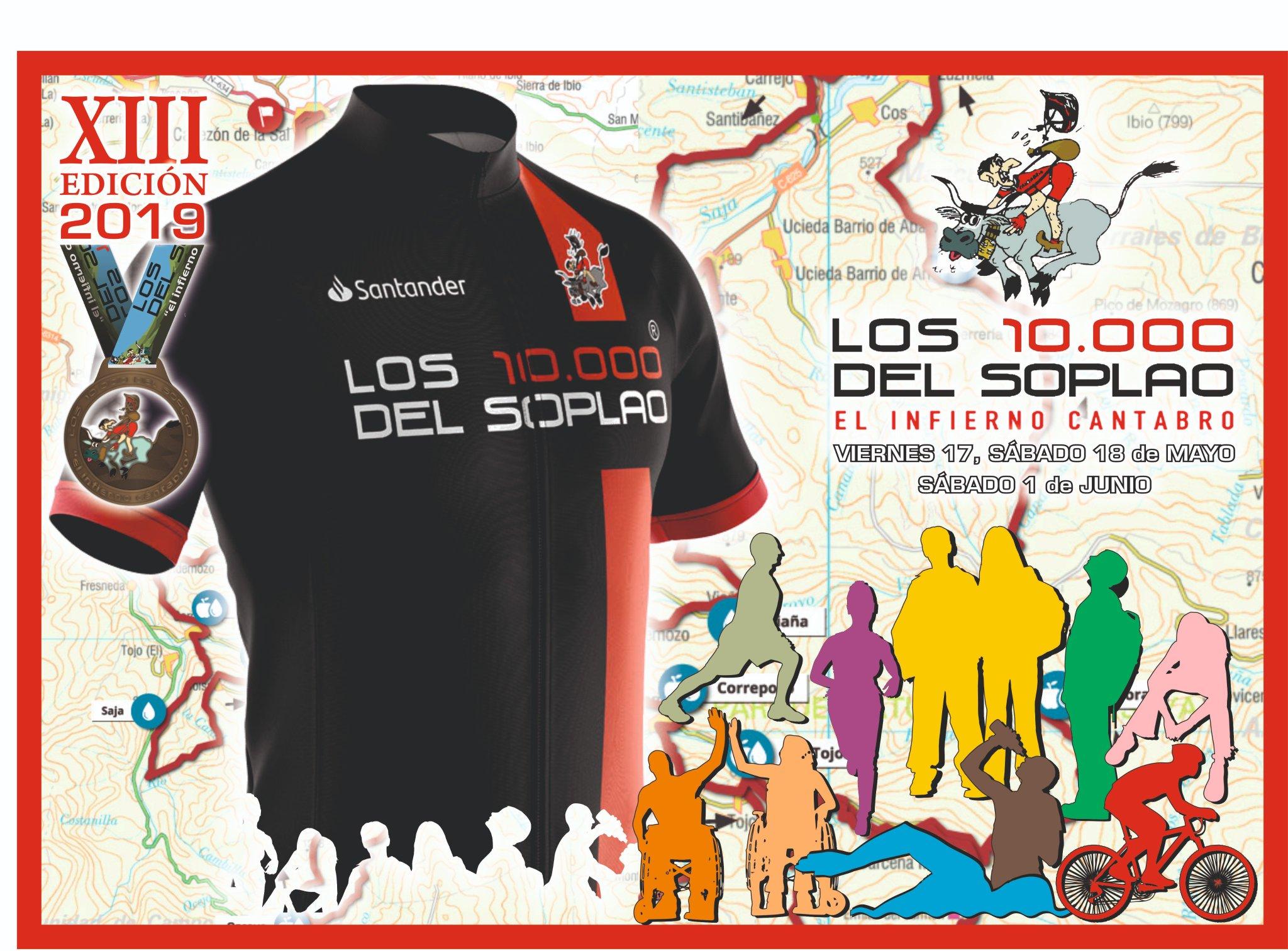XIII Marcha BTT Los 10.000 del Soplao 2019