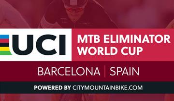 UCI Copa del Mundo Eliminator XCE Barcelona 2019