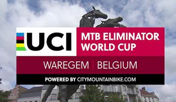 UCI Copa del Mundo Eliminator XCE Waregem 2019