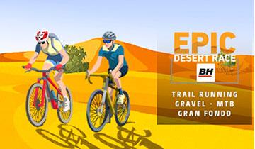 La Epic Desert Race MTB y Gravel  2021 - CANCELADA