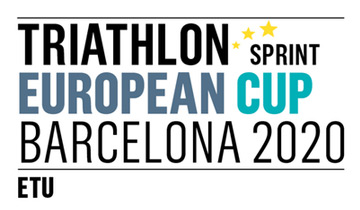 Copa de Europa Sprint Triatlón ETU Barcelona 2020