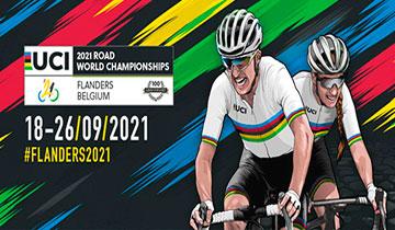 Campeonato del Mundo de Ruta UCI 2021