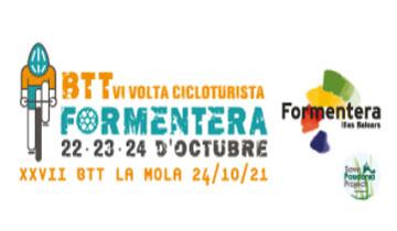 V Volta BTT cicloturista a Formentera 2020