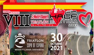 VIII Half Triatlón de Sevilla 2021