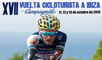 XVII Vuelta Cicloturista a Ibiza Campagnolo 2019