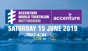 ITU World Triathlon Nottingham  2019