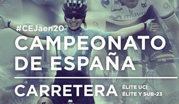 Campeonatos de España de Carretera  2020