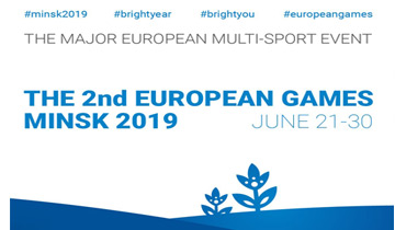 2º Juegos Europeos MInsk 2019
