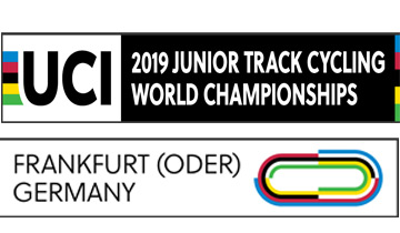 UCI junior Track Cycling Frankfurt 2019