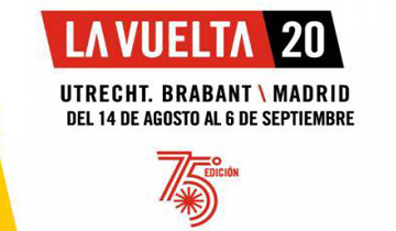 75ª edición La Vuelta 2020