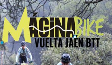 Maginabike -Vuelta a Jaén BTT 2020 - APLAZADA