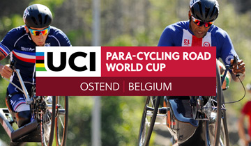 UCI Para-Cycling Road World Cup Ostende 2019
