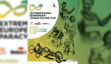 Extremadura European Paracycling CUP 2020