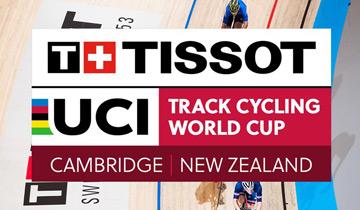 Copa del Mundo en Pista Tissot UCI-Cambrigde 2019