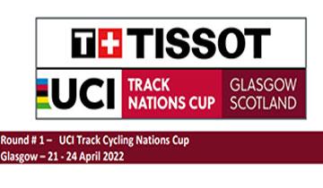 Copa del Mundo en Pista Tissot UCI-Glasgow 2019