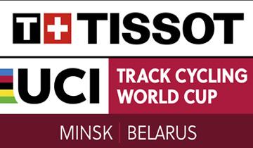 Copa del Mundo en Pista Tissot UCI-Minsk 2019