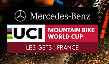 UCI Mountain Bike World Cup XC Les Gets 2019
