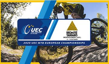 Campeonato Europeo MTB Monte Tamaro 2020
