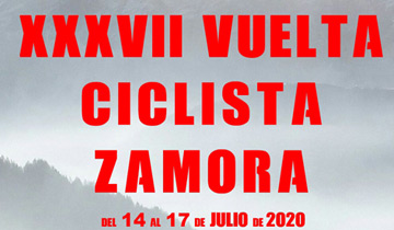 XXXVII Vuelta a Zamora 2020