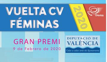 II Vuelta Comunidad Valenciana Féminas 2020