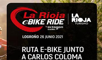 La Rioja Ebike Ride 2021