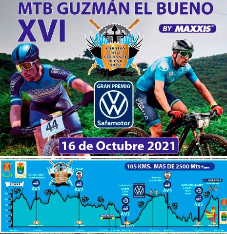 XIII Maratón MTB BRIMZ Guzmán el Bueno 2017