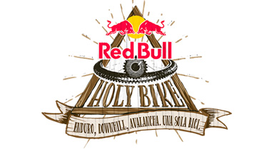 Red Bull Holly Bike 2017