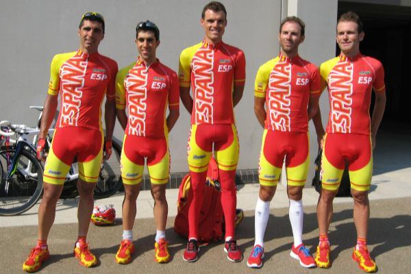 ¿Cuánto mide Alejandro Valverde? - Real height Grupo_7