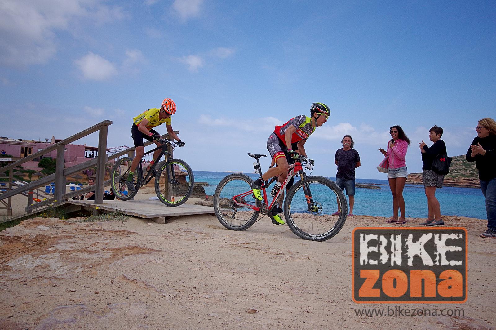 Imágenes Vuelta a Ibiza BTT 2017