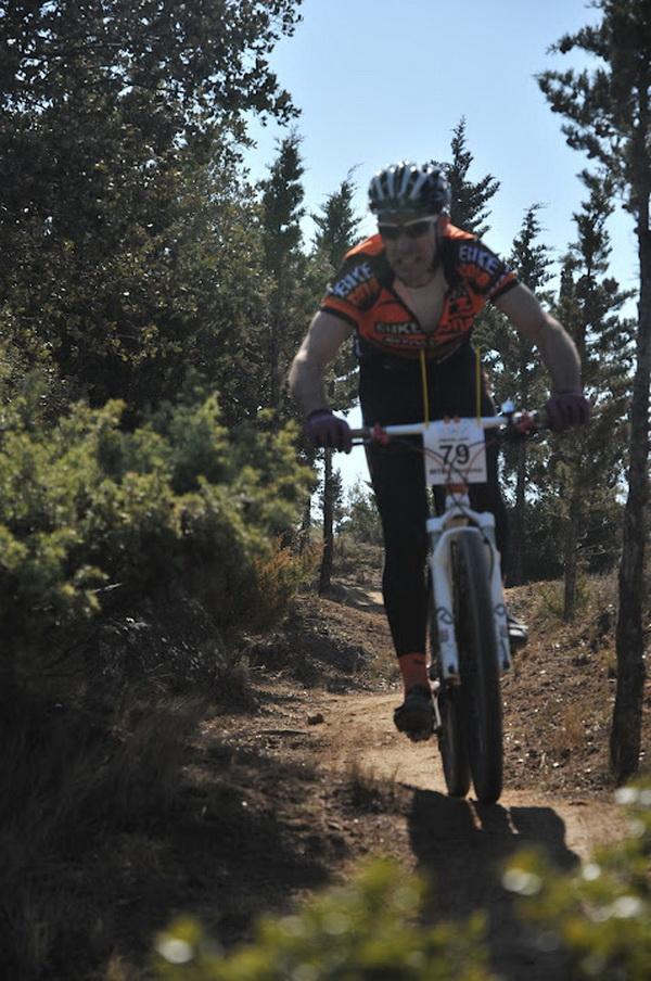 Bikezona Dynatek en Artajona