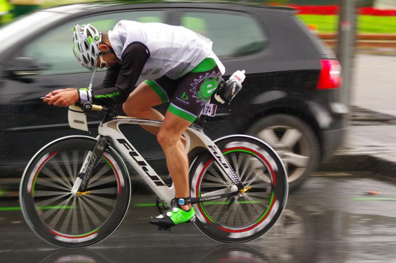 Bilbao Triatlón Fotos en carrera
