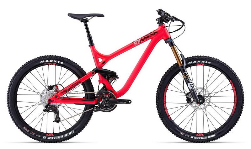 Bicicletas Commencal 2014