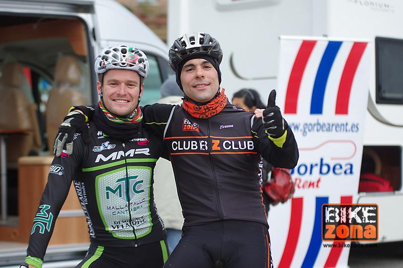 Copa de España Ciclocross Ametzaga Zuia 2014