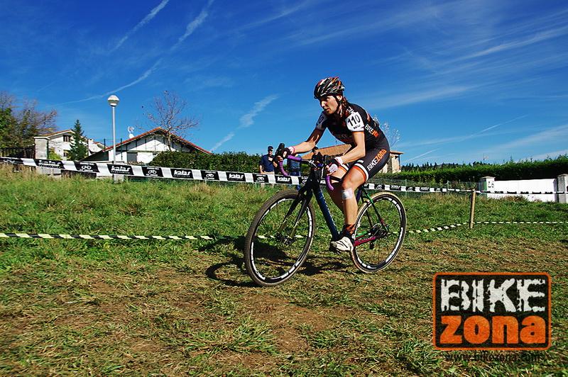 Copa de España Ciclocross 2015 Ametzaga