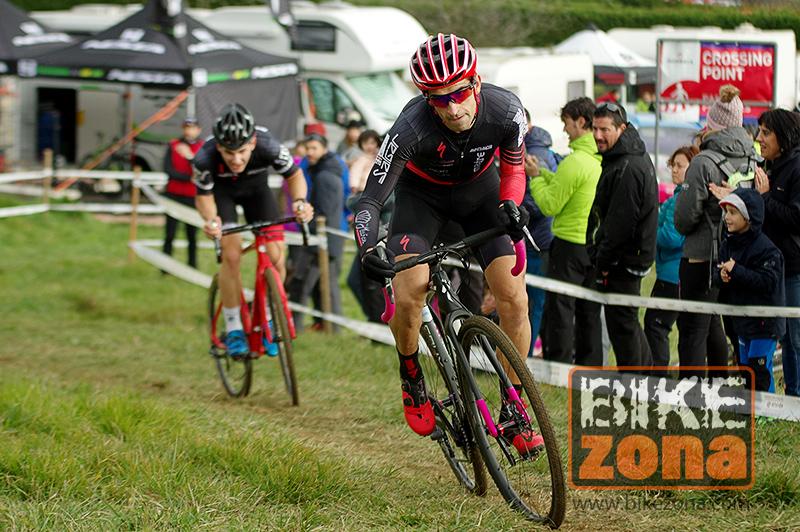 Challenge Vasca de Ciclocross Amezaga Zuia 2016